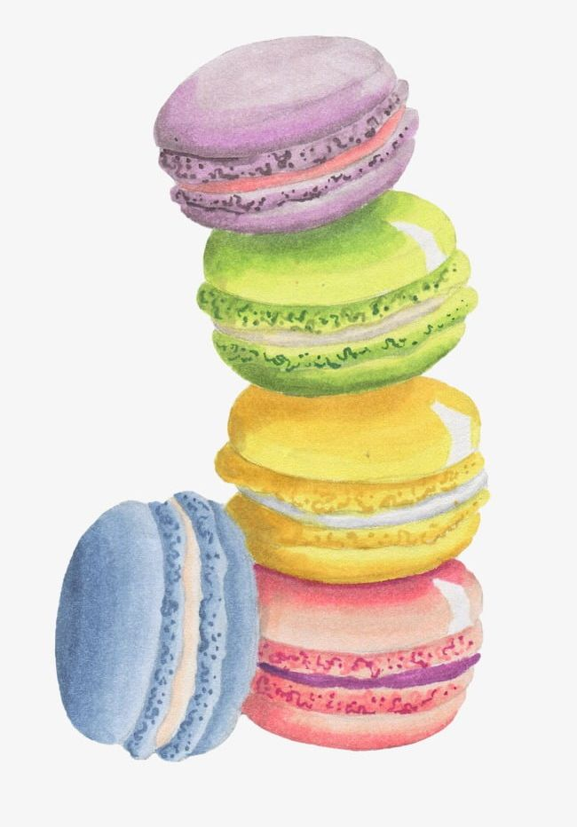 Macaron PNG, Clipart, Cake, Dessert, Donuts, Hand, Hand.