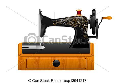 Machine embroidery Vector Clip Art Illustrations. 612 Machine.
