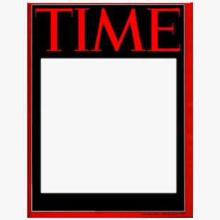 Time Magazine Cover Png.
