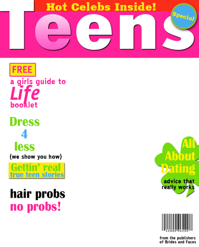 Magazine Cover PNG Images Transparent Free Download.
