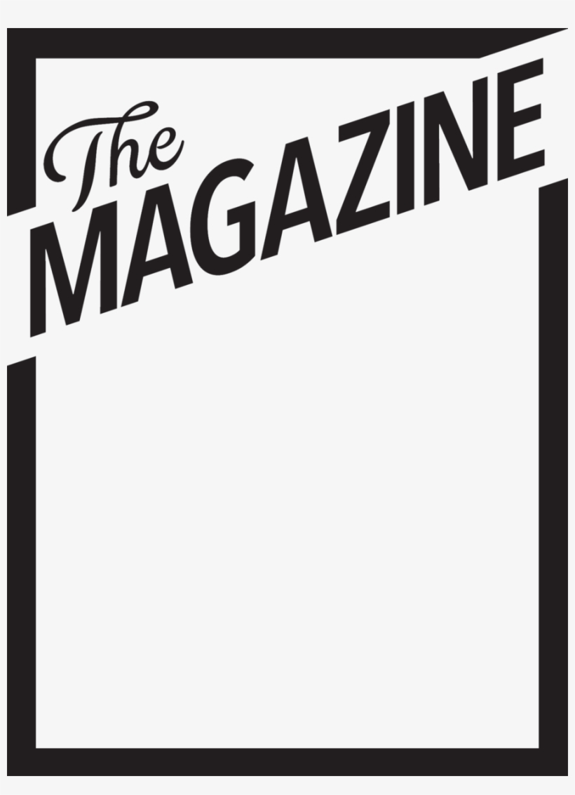 Blank Magazine Cover Templates Clipart Template Magazine.