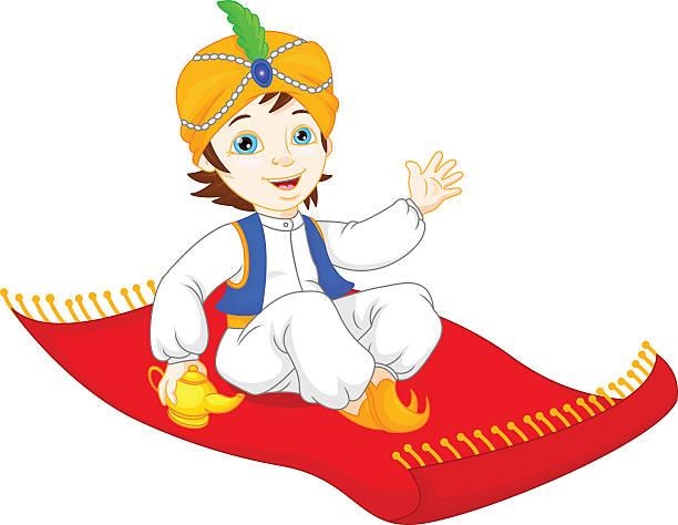Best Magic Carpet Illustrations, Royalty.