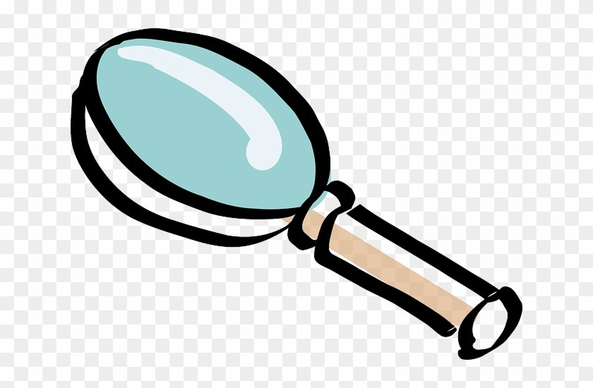 Clipart magnifying glass detective 3 » Clipart Portal.