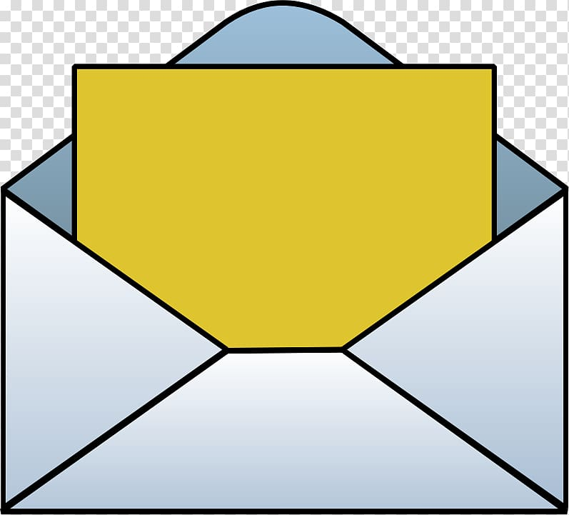 Envelope Mail Letter , Envelopes transparent background PNG clipart.