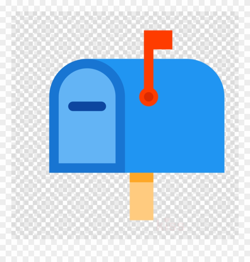 Mailbox Flat Icon Clipart Letter Box Mail Computer.