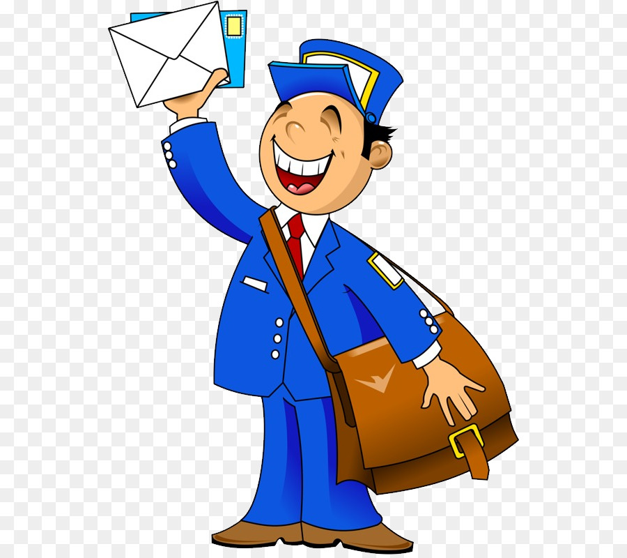 postman png clipart Mail carrier Clip art clipart.