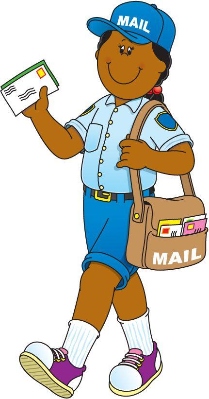 Mailman clipart mailing letter, Mailman mailing letter.