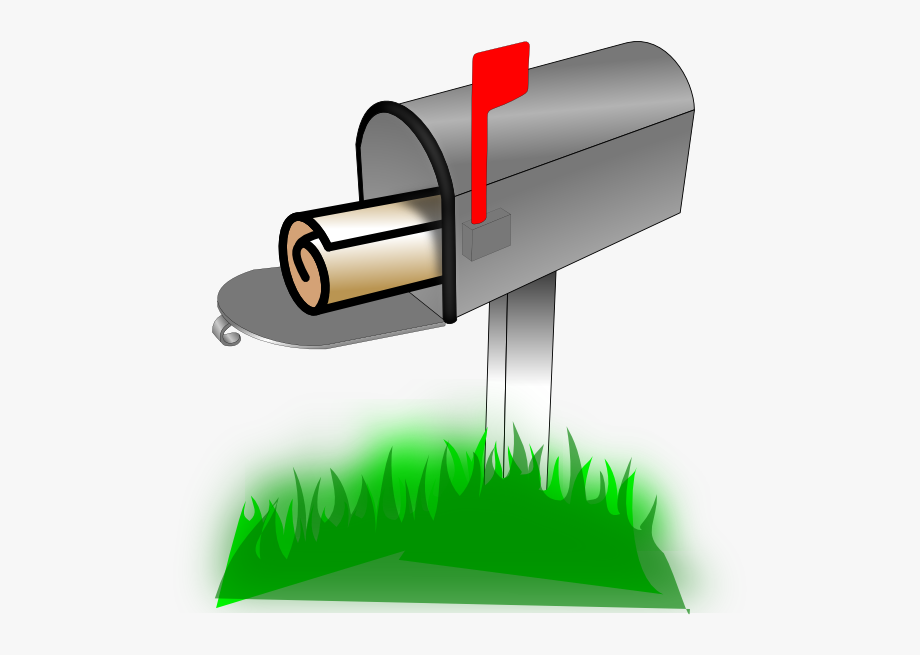Mailbox Stock Clip Art Icon Stock Clipart Icons Logo.