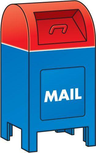 Mailbox clipart 4 » Clipart Portal.
