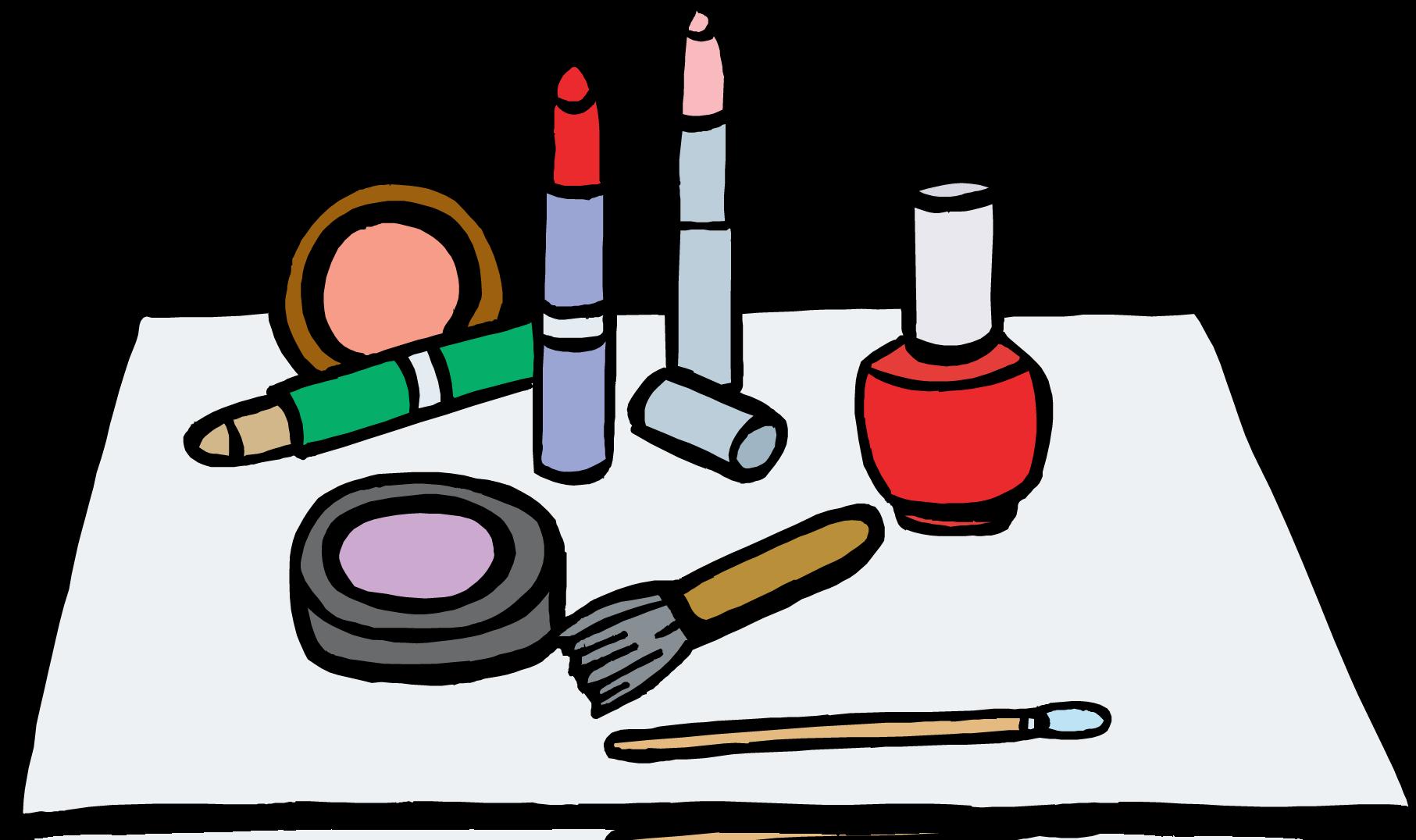 Cosmetics Free content Clip art.
