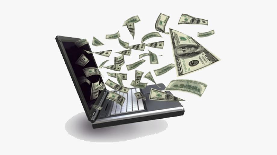 Make Money Clipart Transparent Background.
