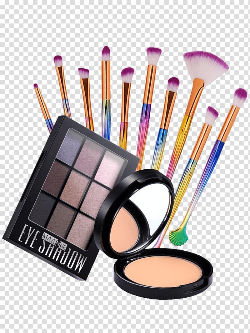 Eye Shadow Cosmetics Makeup brush Face Powder, MAKE UP TOOLS.