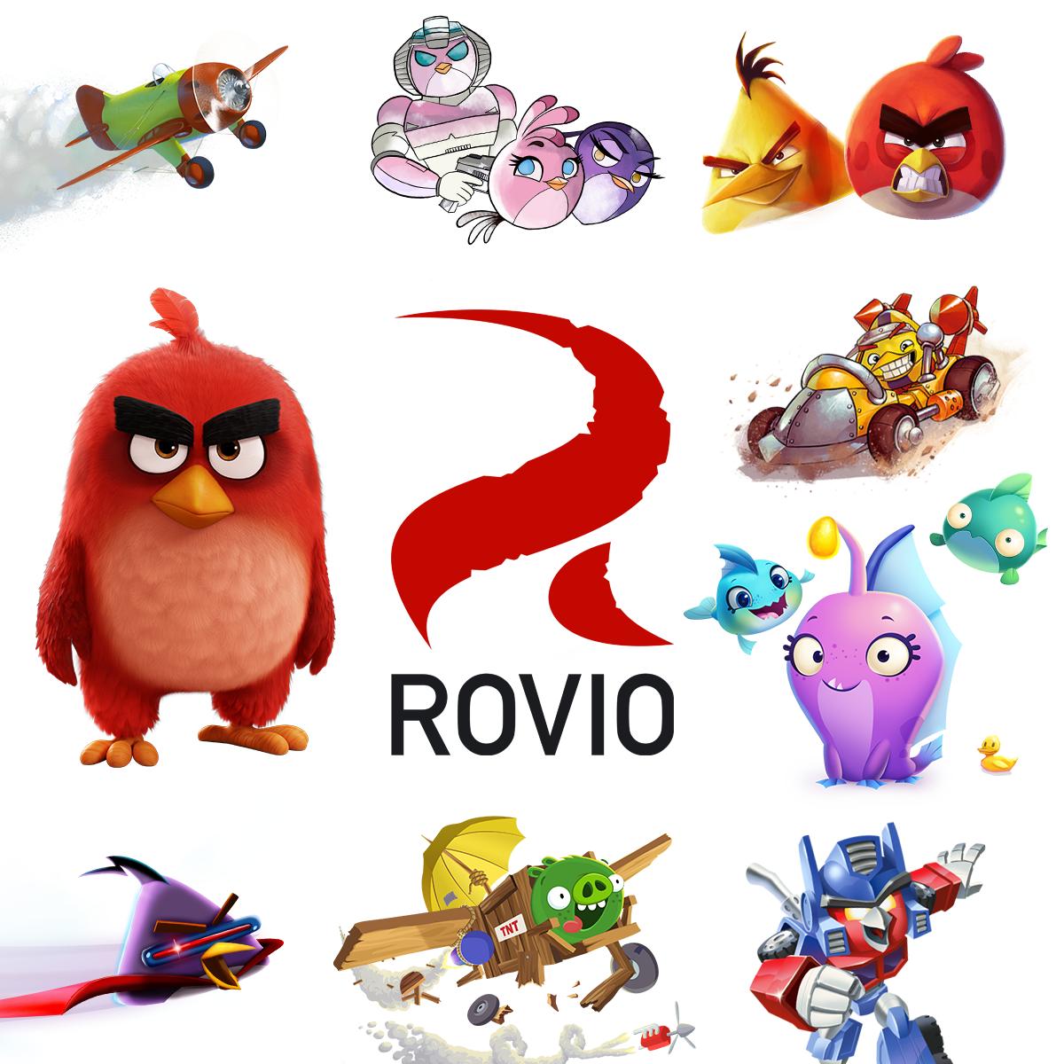 Rovio.com.