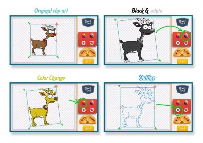 Clip Art Maker 1.0.4 Download APK for Android.