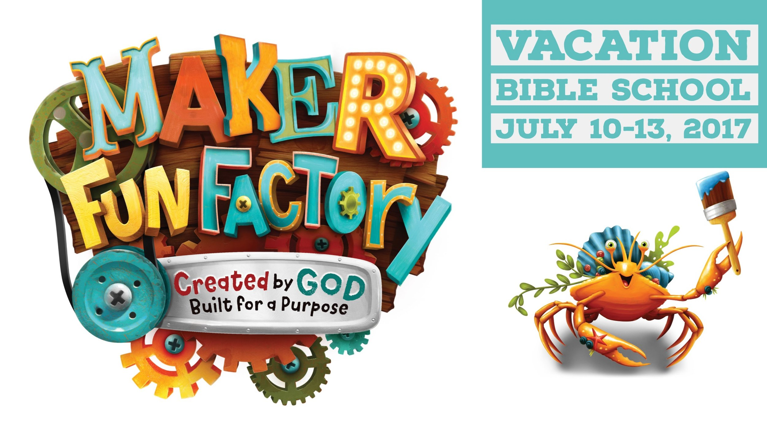 Vacation Bible School.