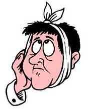 Test: La symptômes d'une maladie 疾病的病症.