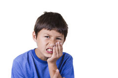 Child Toothache Stock Photos, Images, & Pictures.