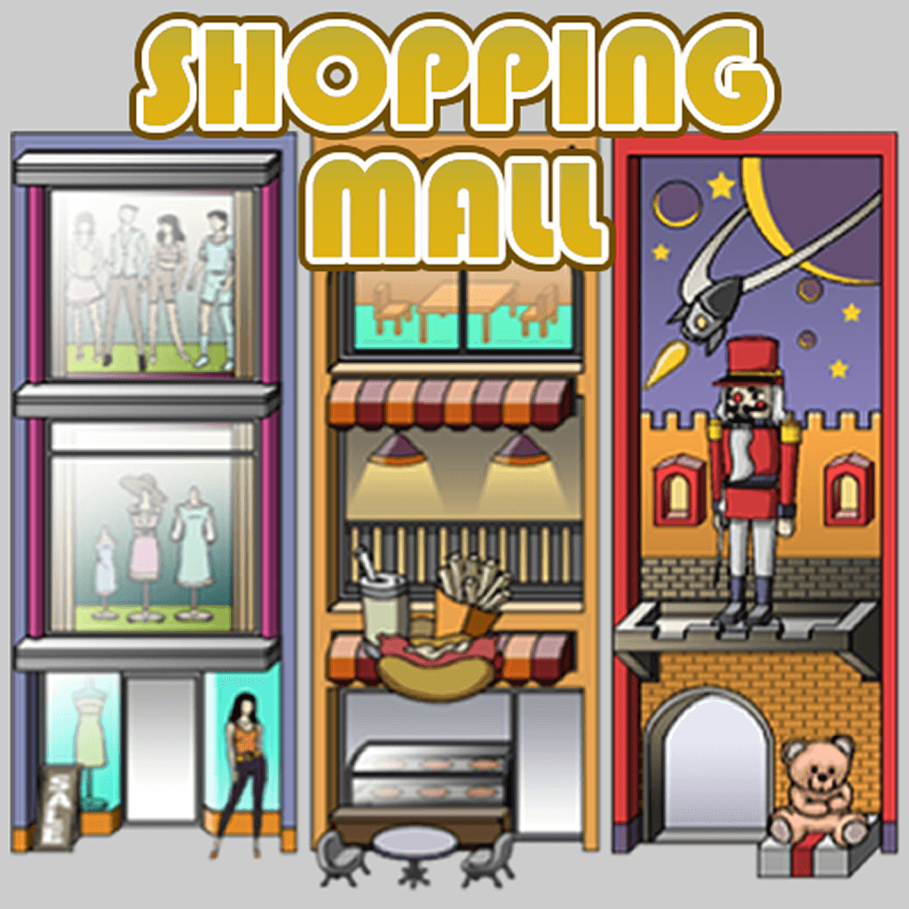 The Mall Cliparts.
