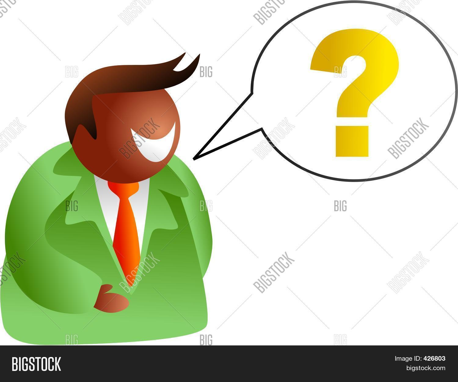 Question Talk Image & Photo (Free Trial).
