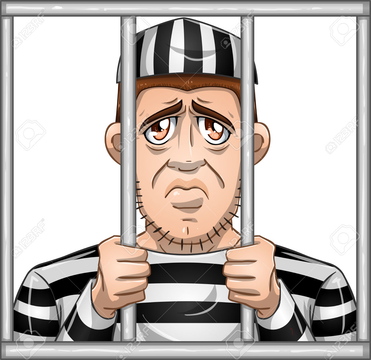 17,040 Jail Stock Illustrations, Cliparts And Royalty Free Jail.