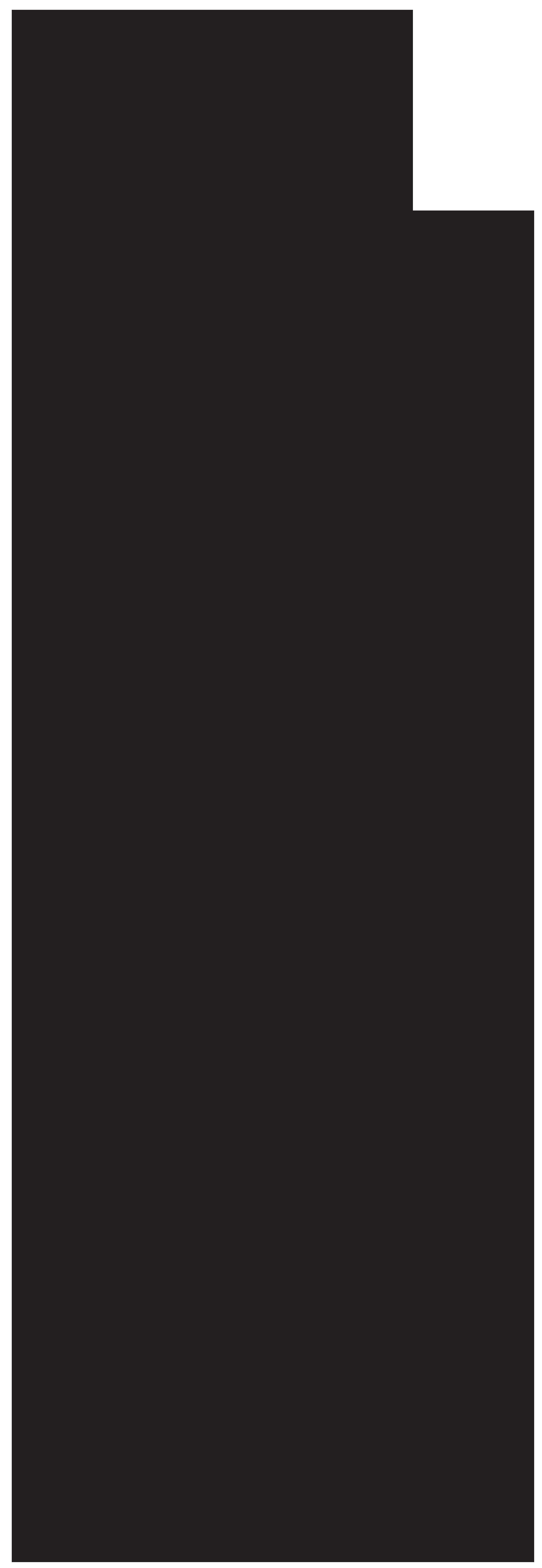 Man Silhouette PNG Clip Art.