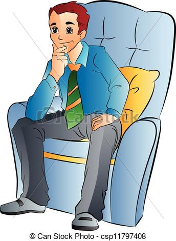 Man sitting Illustrations and Clipart. 43,819 Man sitting royalty.