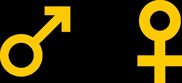 Man Symbol.