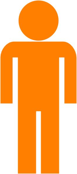 Man Symbol Clip Art at Clker.com.