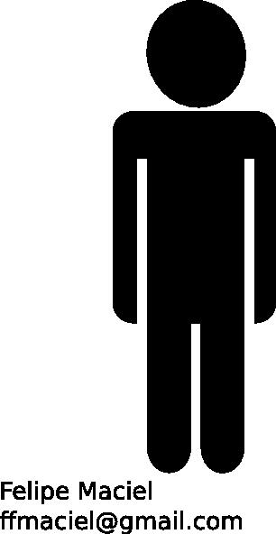 Man Crystal Figure Symbol Sign Clip Art at Clker.com.