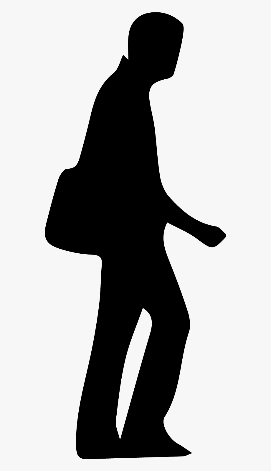 Clipart Walking Man Walking.