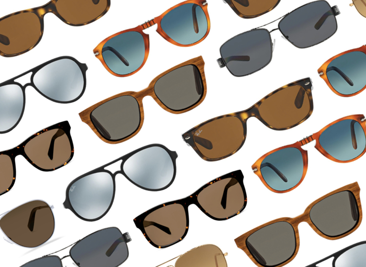 16 New Sunglasses for Men This Spring 2017.