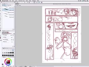 Manga Studio 5 / CLIP STUDIO PAINT PRO Tutorials.