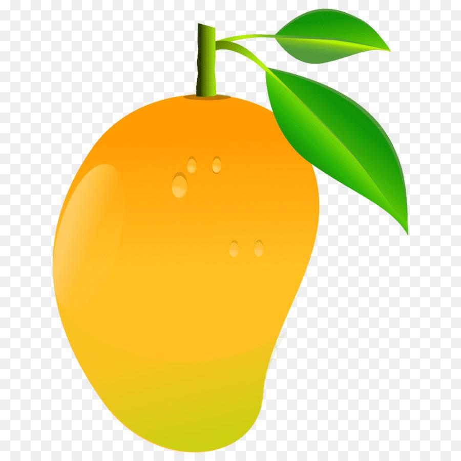 Mango Leaf clipart.