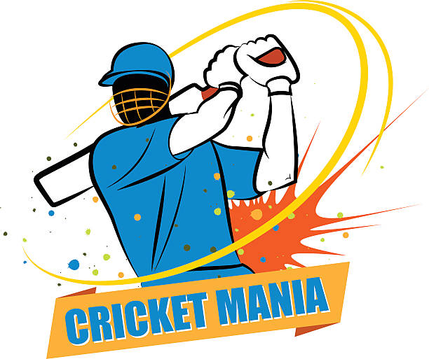 Cricket Mania India » Clipart Station.