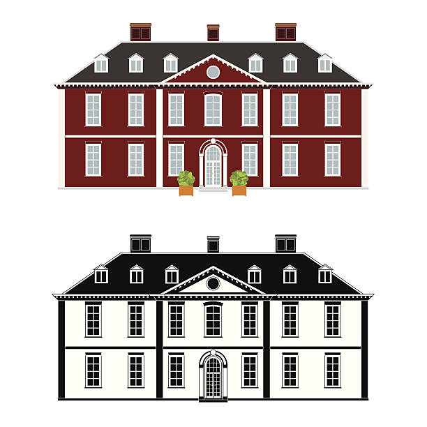 Mansion clipart 2 » Clipart Station.