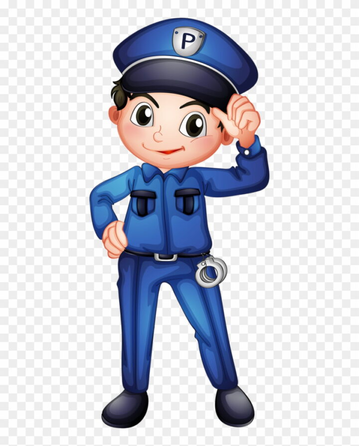 Manualidades Police Officer Clipart Png Image Provided.