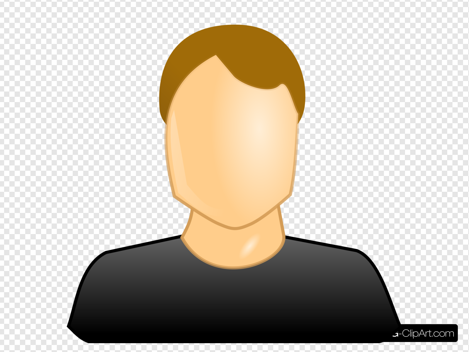 Man Clip art, Icon and SVG.