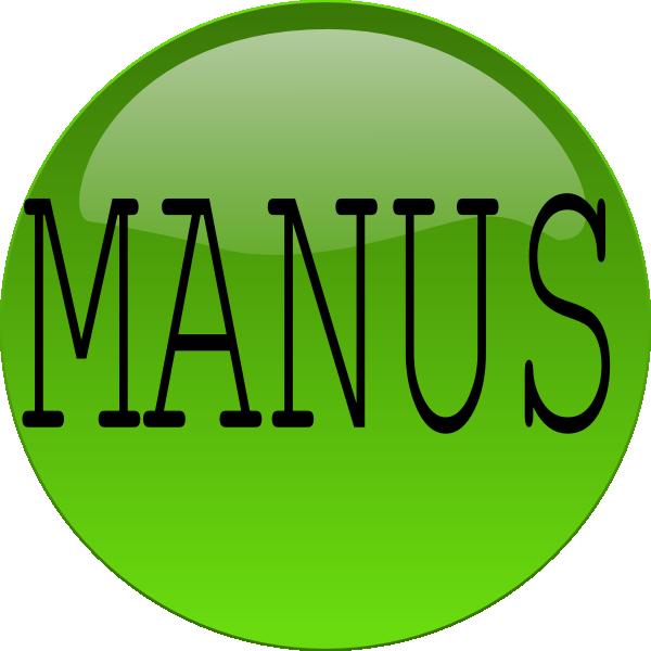 Manus Clip Art at Clker.com.