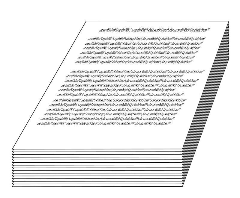 Free Clipart: Manuscript/manuscrit.