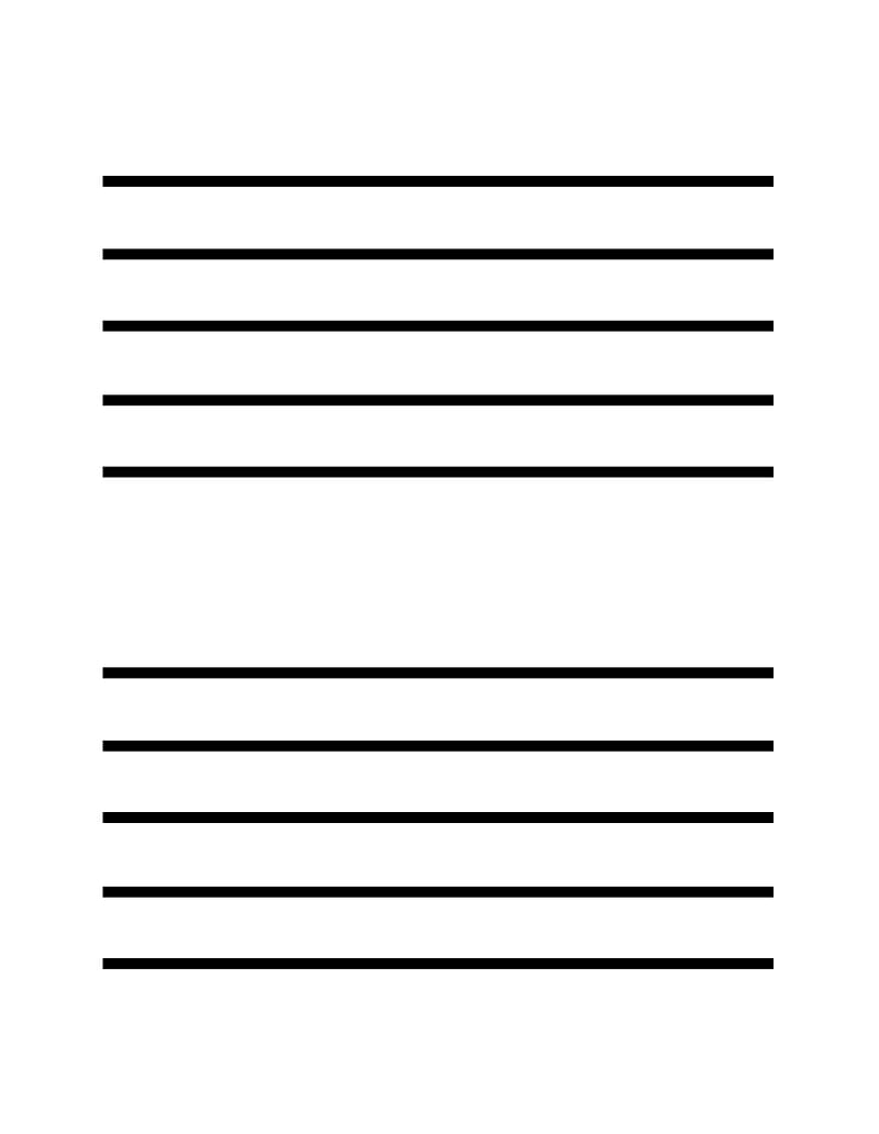 Staff Manuscript paper Sheet Music , Music Staff transparent.