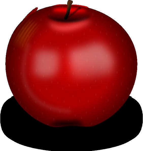 HD Original Png Clip Art File Red Apple Svg Images Downloading.