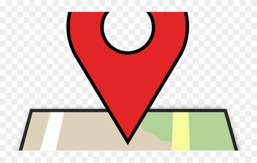 Clipart Map Google Map.