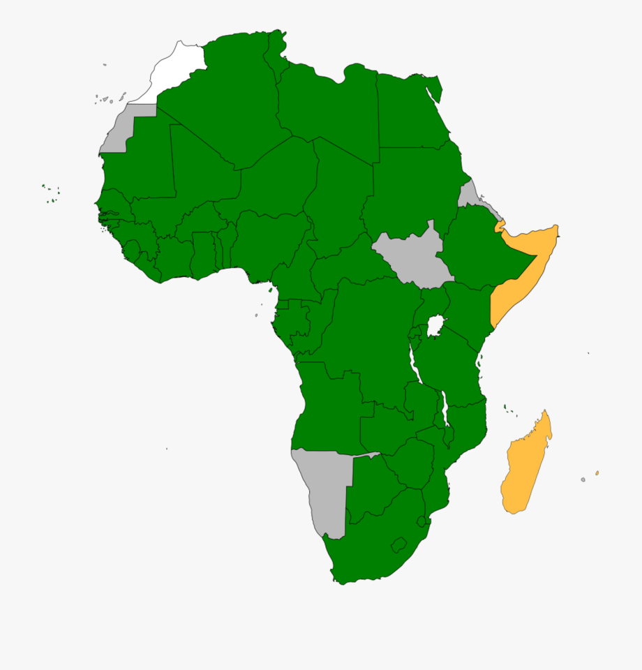 Africa Clipart Continent Africa.