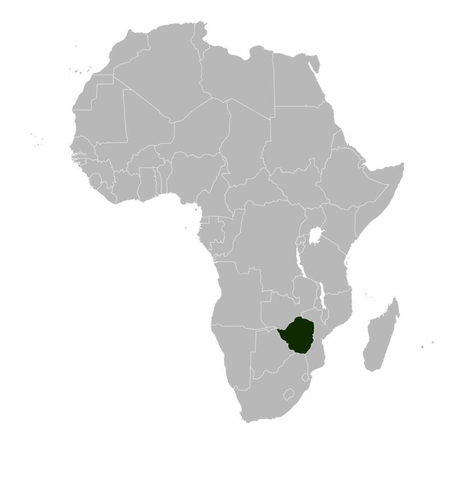 Zimbabwe Maps.
