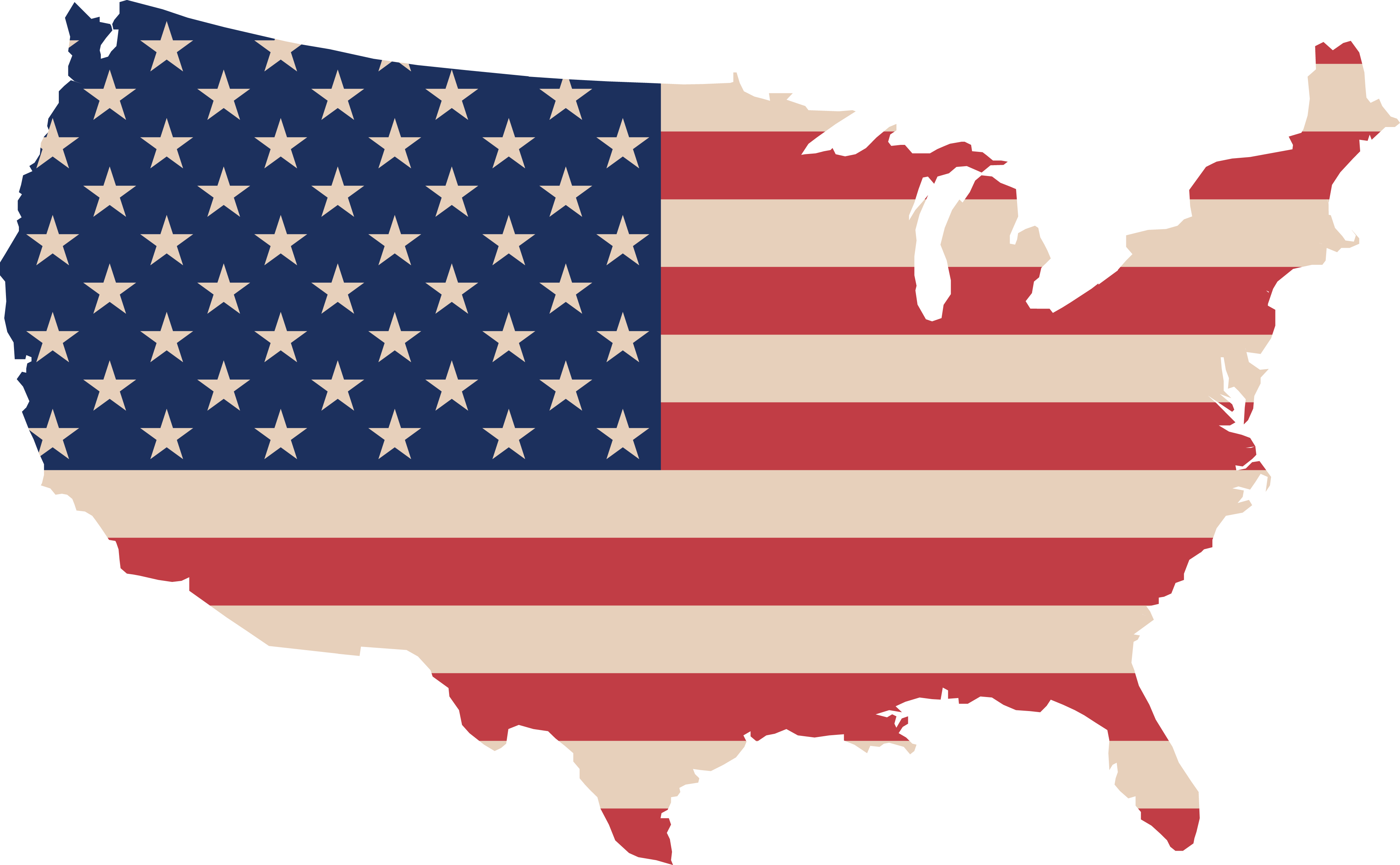 Clipart Of America.