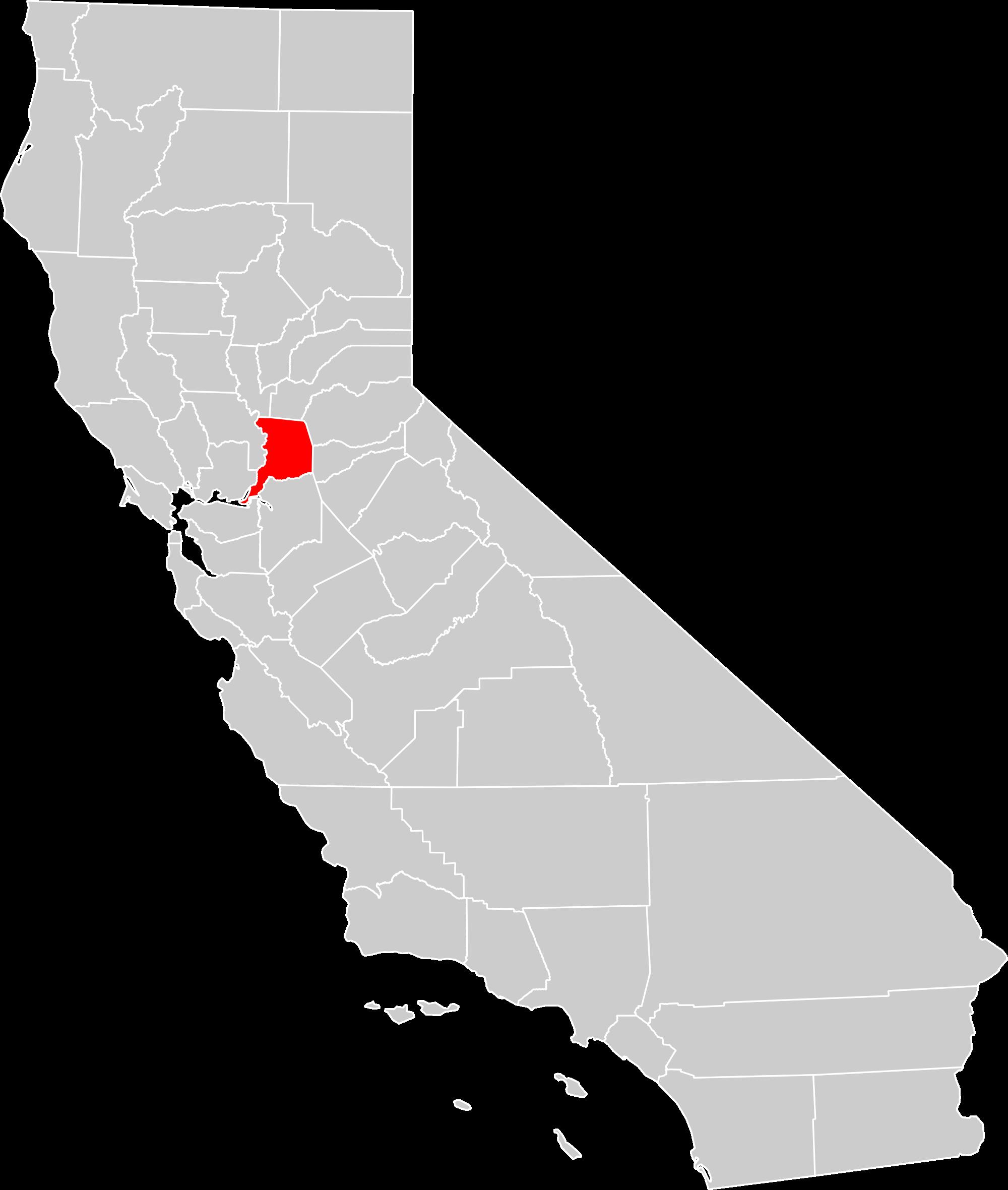 clipart california map.