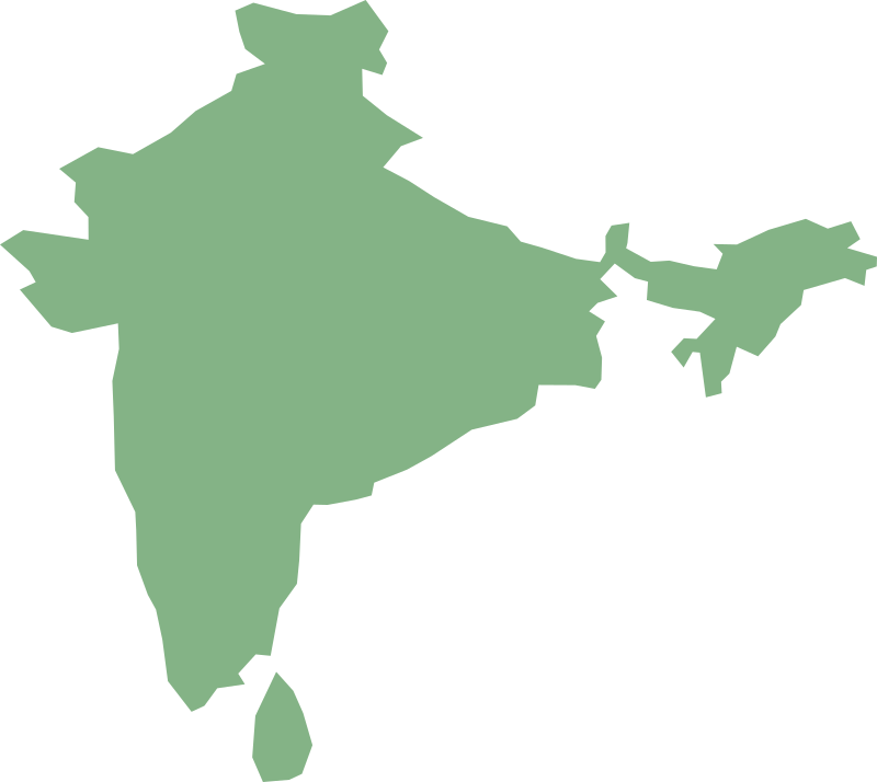 Clipart map map india, Clipart map map india Transparent.
