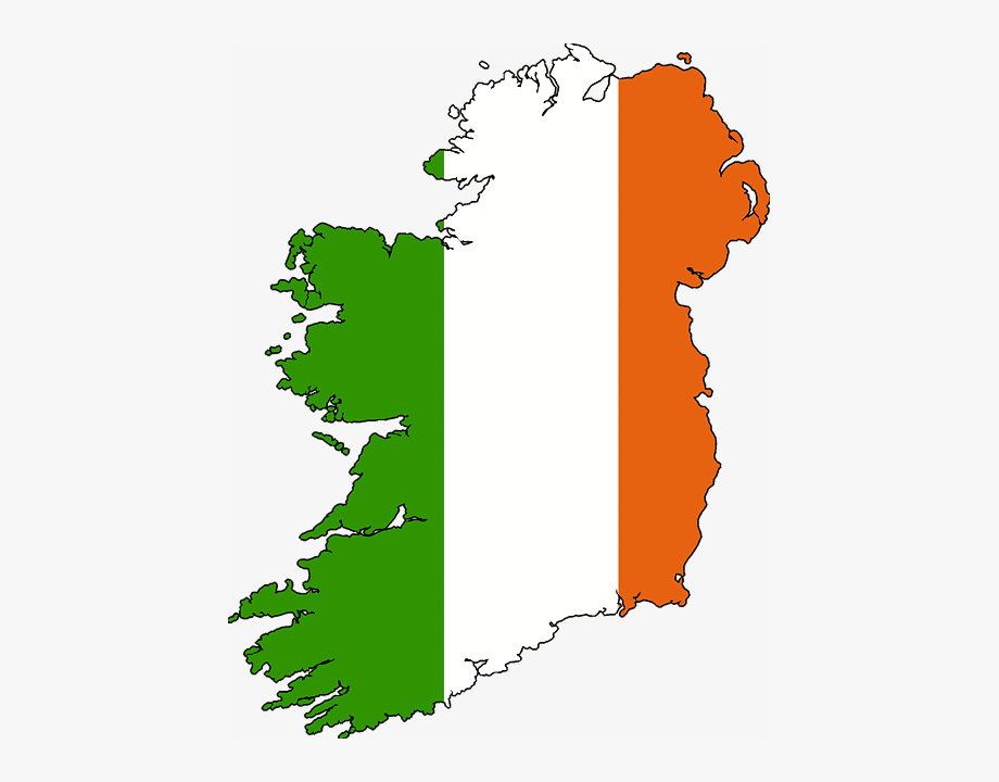 Ireland Clipart Map , Transparent Cartoon, Free Cliparts.