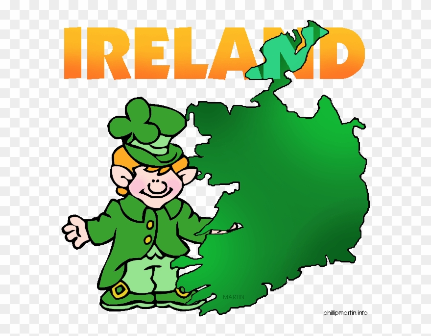 Irish Clip Art Ireland Map Clipart Kid.