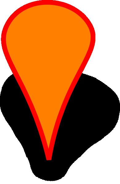 Map Pin Clip Art at Clker.com.